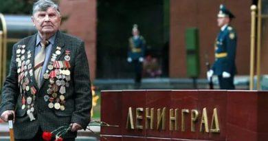 Путин поручил выплатить блокадникам Ленинграда по 50 тысяч рублей