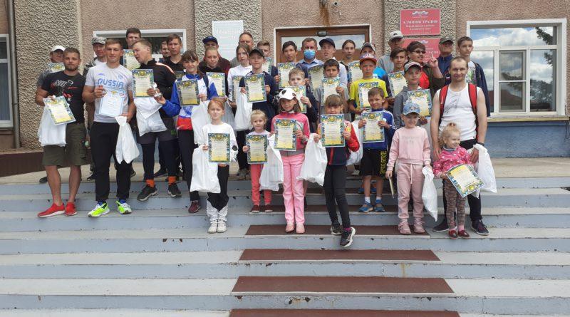 Спортивные михайловцы  посвятили легкоатлетический забег Дню России