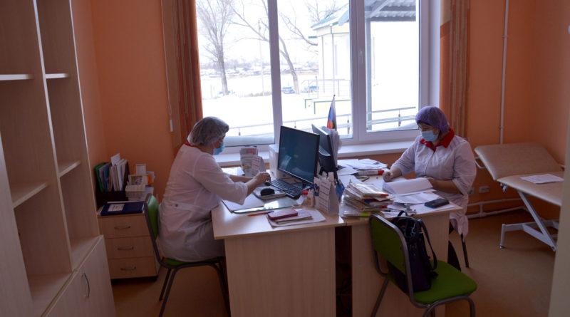 Полная перезагрузка: в Михайловском районе после капремонта  торжественно открыта районная детская поликлиника